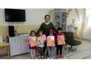 Gülşehir'de Anaokulu Öğrencilerinin Karne Heyecanı