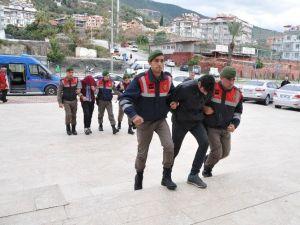 Televizyon Hırsızlarını Jandarma Yakaladı