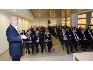 Gümrükçülere, Edirne'nin Kültür Ve Turizm Potansiyeli Anlatıldı