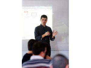 Başakşehir Living-lab Kapsamında Girişimci Ve Kobilere Eğitim