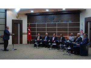 Bölgesel Kalkınmada Güçbirliği Platformu, Bölge Ekonomisini Masaya Yatırdı
