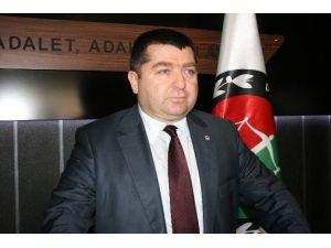 """Baro Başkanı Av. Ali Dilber, """"Sözde Aydınlar Ülkemize Zarar Vermektedirler"""""""