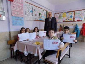 Isparta'da 82 Bin 266 Öğrenci Karne Aldı