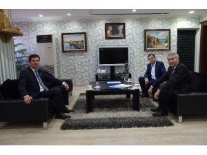 Burdurlu Belediye Başkanlarından, Isparta Ziyareti