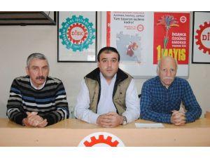 DİSK Bölge Temsilcisi Ahmet Arı:
