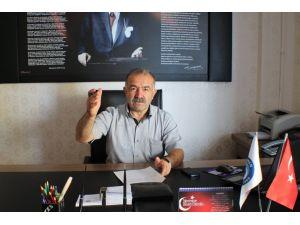 Türk Eğitim-Sen Şube Başkanı Türk: Eğitimde ilk yarı sorunlar ile sona erdi