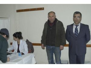 Malkara Sanayi Esnafı Kan Bağışladı