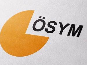 ÖSYM terör bölgesindekiler için YGS başvuru süresini uzattı