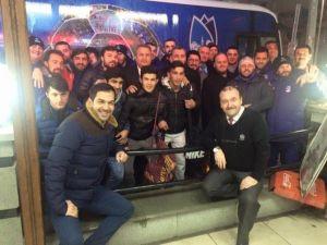 Başkan Çerçi'den Futbolculara Moral Yemeği