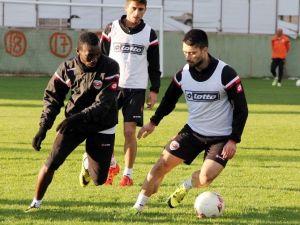 Adanaspor, Göztepe Maçı Hazırlıklarını Tamamlandı