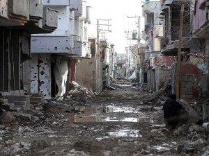 Cizre'deki terör operasyonunda bir polis şehit oldu