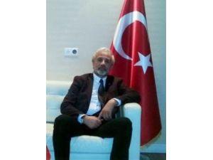Sankon İzmir İl Başkanlığına Cafer Büyükalmus Getirildi