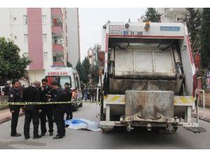 Çöp Arabası Faciası: 1 Ölü