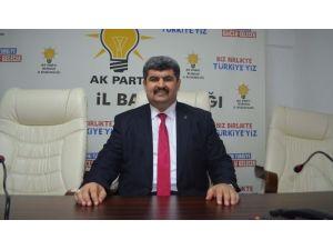 AK Parti Burdur İl Başkanı Görevinden İstifa Etti