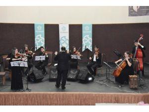 Trakya Akademi Oda Orkestrası Süleymanpaşalılar İle Buluştu