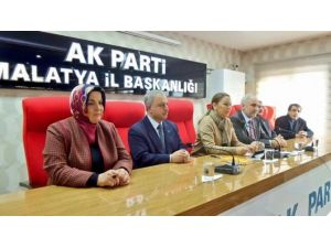 Milletvekili Çalık'tan Halk Günü Toplantısı