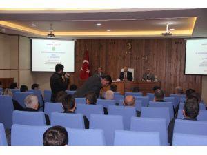 Bartın'da Koordinasyon Kurulu Toplantısı Yapıldı
