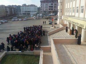 Süleymanpaşa Kız Anadolu İmam Hatip Lisesi'nde İlk Karne Töreni