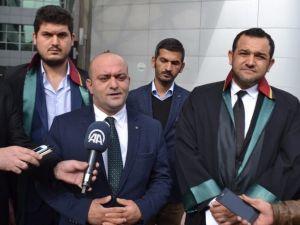 AK Parti Mersin Teşkilatından CHP Lideri Kılıçdaroğlu'na Dava
