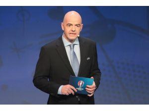 Mutko: Rusya, Infantino'nun adaylığını destekliyor