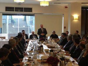 Milletvekili Şeker, Karamanlı Siyasetçi Ve Bürokratlarla Buluştu