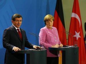 'Türkiye ile Almanya DAEŞ'e karşı ortak mücadeleye hazır'