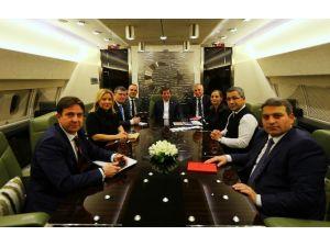 """Davutoğlu:""""baskın Seçim De Erken Seçim De Yok"""""""