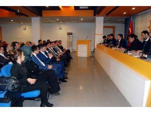 AK Parti'li Gençler, Gaziantep'te Buluştu