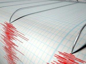 Van Bahçesaray'da deprem