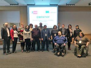 Keçiören Belediyesi Engelliler İçin Empati Yapıyor