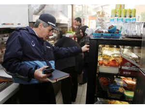 Maltepe'de Kantinlere Ve Gıda İşletmelerine Denetim