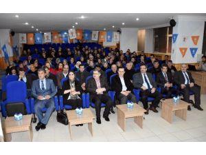 AK Parti Kızılcahamam İlçe Danışma Meclisi Toplantısı Yapıldı