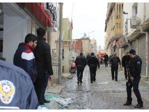 Kilis'te Art Arda 5 Patlama Sesi Güvenlik Güçlerini Alarma Geçirdi