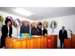 Sarıgöl Esnaf Ve Kefalet Kooperatifi Genel Kurulu Yapıldı