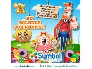 Candy Crush Dünyası Symbol AVM'de Yaşanacak