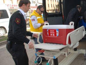 Karadenizli Organ Bağışına Soğuk