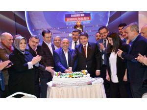 Hak-iş Ve Hizmet-iş Mensupları, Kızılcahamam'da 38. Yılını Kutladı