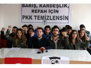TGB'den akademisyenlere: 'Terör örgütü PKK' diyemeyen 'çocuklar ölmesin' diyemez