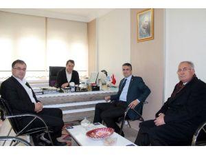 """Kamil Aydın: """"Hükümetin Vaatlerinin Takipçisiyiz"""""""