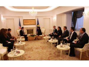 ABD'li Yee İktidar Ve Muhalefeti Barıştırmak İçin Kosova'ya Geliyor