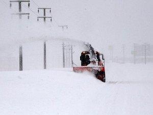 Meteoroloji'den 'kuvvetli kar yağışı' uyarısı