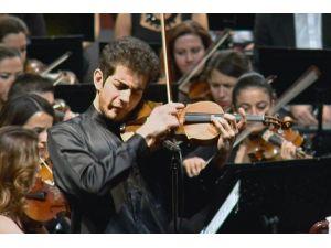 Büyükşehir Belediyesi Senfoni Orkestrası'ndan Müzik Ziyafeti