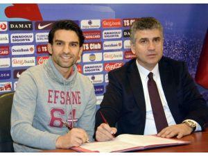 Trabzonspor, Muhammet Demir İle Sözleşme İmzaladı