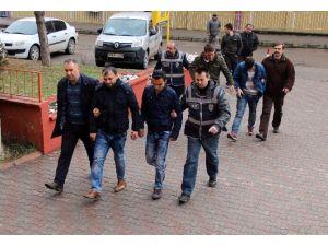 İstanbul'dan Hayvan Satın Almaya Geldi Gasp Edildi
