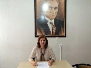 """Çydd Eskişehir Şube Başkanı Akmen'in """"Uğur Mumcu"""" Mesajı"""