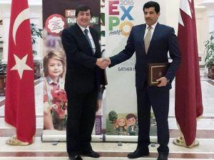 Katar, EXPO 2016 Antalya'da Yerini Aldı