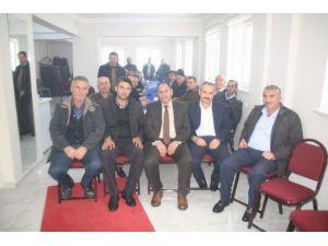 Yozgat Köy Muhtarları Derneği Köylere Hizmet Birliği'ne Seçilecek Muhtar Adaylarını Belirledi