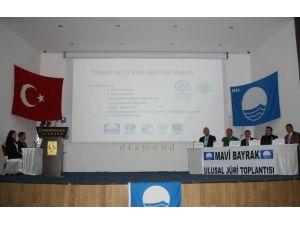 Türkiye'nin Mavi Bayraklı Plajları Marmaris'te Belirleniyor