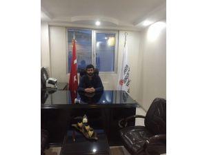 Sporcu Fırat Yavuz Gençlik Ve Spor Konfederasyonu Diyarbakır Sur İlçe Başkanlığına Atandı