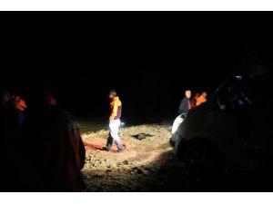 Hirfanlı Barajında balık avına çıkan bir kişi kayboldu